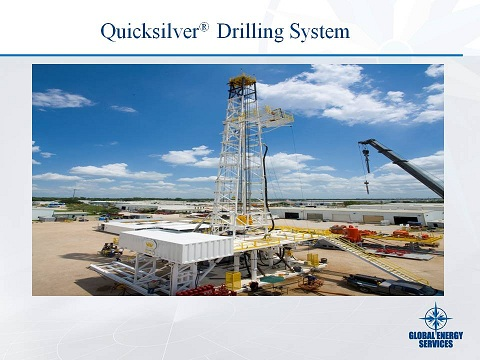 Quick Silver Drilling System